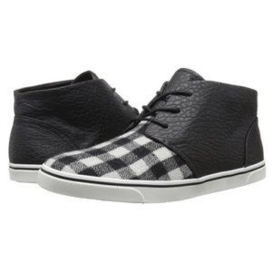 Dolce Vita Flannel Sneakers